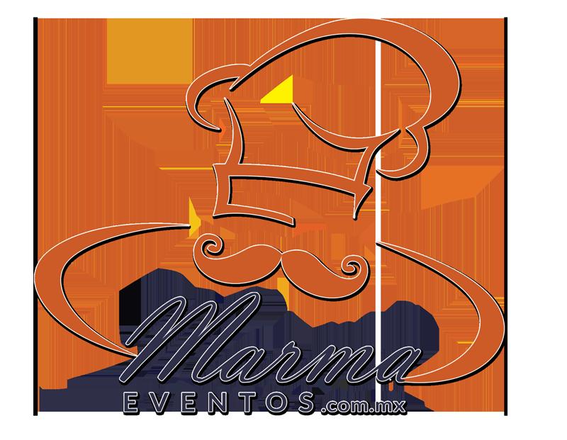 Marma eventos multiservicios for Comedor logo